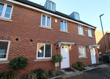Thumbnail 3 bed terraced house for sale in Middlesex Road, Coventry