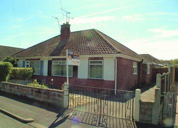 Thumbnail 3 bed semi-detached bungalow for sale in Aston Park Road, Aston Park, Deeside