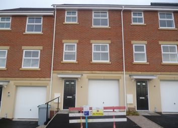 Thumbnail 4 bed town house to rent in Kerry Close, Clipstone Village, Mansfield