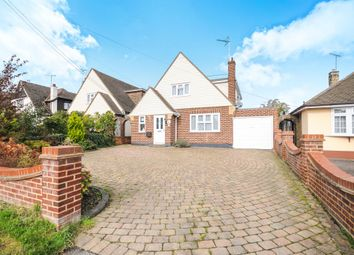 Thumbnail 3 bed semi-detached house for sale in Bull Lane, Rayleigh