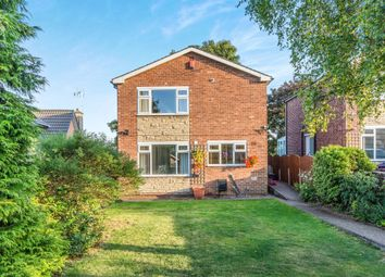 Thumbnail 3 bed detached house for sale in Roehampton Rise, Cusworth, Doncaster