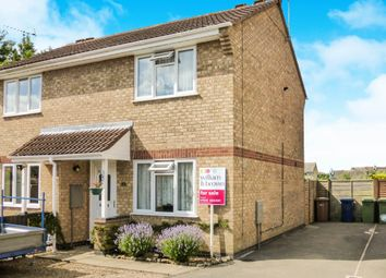 Thumbnail 2 bed semi-detached house for sale in Henry Warby Avenue, Elm, Wisbech