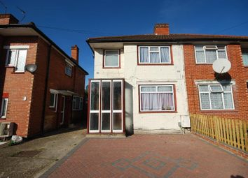 Thumbnail 2 bed flat to rent in Carlyon Road, Wembley, Middlesex