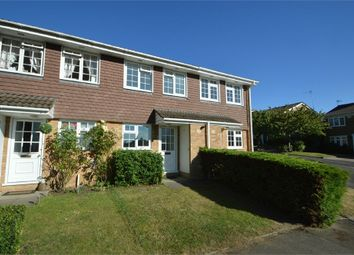 Thumbnail 2 bed end terrace house to rent in Hillcrest, Weybridge, Surrey