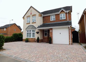 Thumbnail 4 bed detached house for sale in Lion Way, Meadowcroft Park, Stafford.