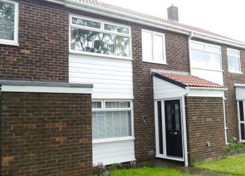 Thumbnail 3 bed terraced house for sale in Shillaw Place, Burradon, Cramlington, Northumberland