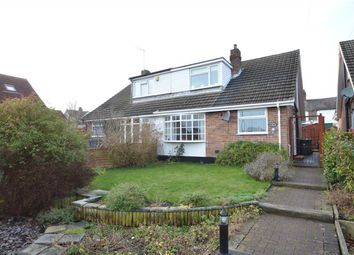 Thumbnail 3 bed semi-detached house for sale in Elm Close, Keyworth, Nottingham