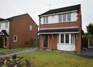 Thumbnail 3 bedroom detached house to rent in The Brockwell, South Normanton, Alfreton, Derbyshire