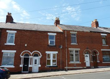 Thumbnail 3 bedroom terraced house to rent in Thirlmere Street, Carlisle