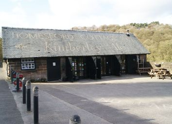 Thumbnail Commercial property for sale in The Tea Rooms, Homesford, Whatstandwell, Derbyshire