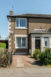 Thumbnail 2 bedroom end terrace house for sale in Longstone Street, Longstone, Edinburgh