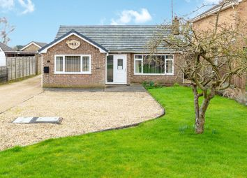 3 bed detached bungalow for sale in Bourne Road, Spalding, Lincolnshire, Parts Of Holland PE11