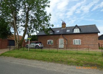 Thumbnail 4 bed detached house to rent in Langley Street, Langley, Norwich