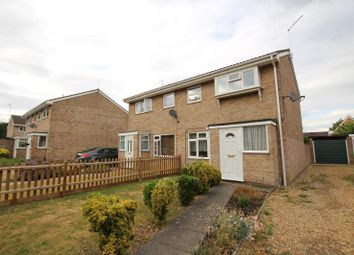 Thumbnail 3 bedroom semi-detached house to rent in Tollgate, Bretton, Peterborough