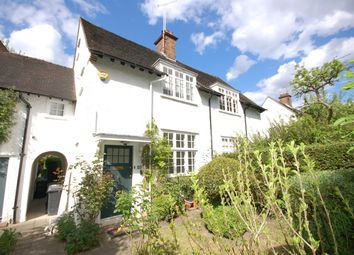 Thumbnail 3 bed cottage to rent in Oakwood Road, Hampstead Garden Suburb