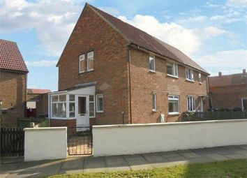 Thumbnail 3 bed semi-detached house to rent in Butler Road, Newton Aycliffe