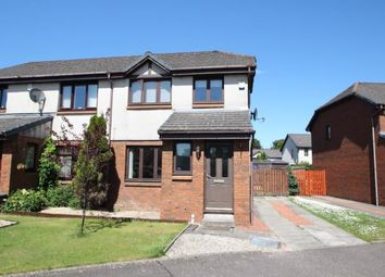 Thumbnail 3 bed semi-detached house for sale in Waverley Crescent, Eliburn, Livingston, West Lothian