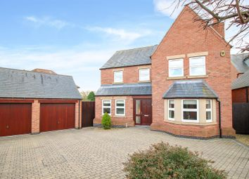 Thumbnail 4 bed detached house for sale in Orton Fields, Bramcote, Nottingham