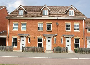 Thumbnail 3 bed semi-detached house for sale in Woodheys Park, Kingswood, Hull