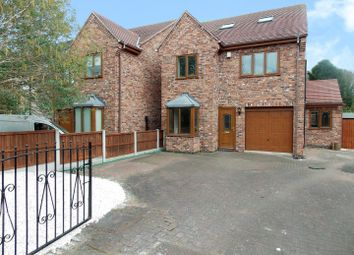 Thumbnail 5 bedroom detached house for sale in Willow Avenue, Long Eaton, Nottingham