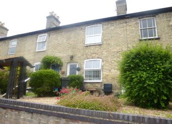 Thumbnail 2 bedroom terraced house for sale in Mill Road, Royston