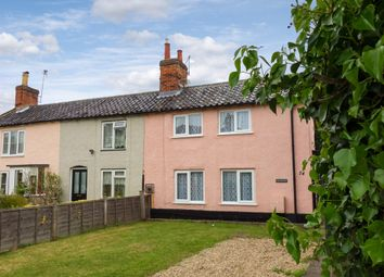 Thumbnail 2 bed end terrace house for sale in London Road, Halesworth