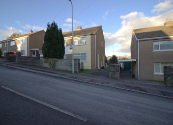 Thumbnail 2 bed semi-detached house to rent in Shakespeare Avenue, Cefn Glas, Bridgend.