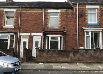 Thumbnail 2 bed terraced house for sale in East View Terrace, Shildon, Bishop Auckland, County Durham