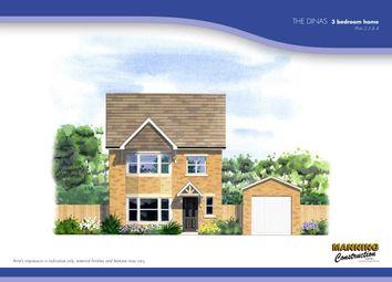 3 bed detached house for sale in Residential Development, The Dinas, Porth CF39