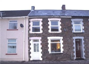 Thumbnail 3 bed terraced house for sale in Clydach Road, Clydach Vale, Rhondda Cynon Taff.