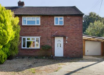 Thumbnail 3 bed semi-detached house for sale in Fairways, Weyhill