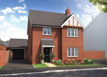 Thumbnail 3 bed detached house for sale in Home Farm Drive, Boughton, Northampton, Northamptonshire