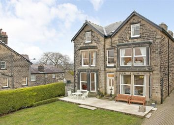 Thumbnail 7 bed detached house for sale in Whitton Lodge, Wells Road, Ilkley, West Yorkshire
