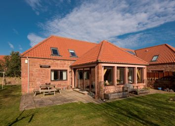 Thumbnail 5 bed semi-detached house for sale in The Hay Barn, 6 The Courtyard, Easter Broomhouse, Dunbar