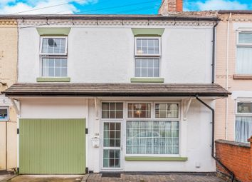 Thumbnail 4 bed terraced house for sale in Whitehill Road, Ellistown, Coalville