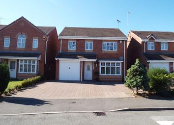 Thumbnail 4 bed detached house for sale in Bardley Drive, Radford, Coventry, West Midlands