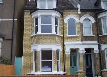 Thumbnail 2 bed flat to rent in Maple Road, Penge, London
