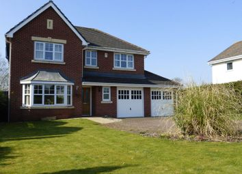 Thumbnail 4 bedroom detached house for sale in Moor Lane, Hutton, Preston