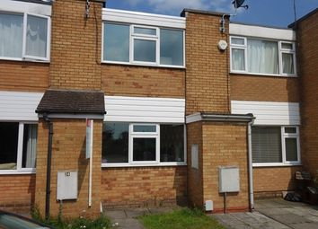Thumbnail 2 bed town house to rent in Cornwall Street, Enderby, Leicester
