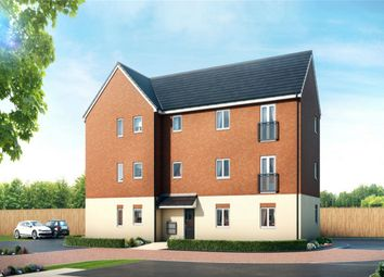 Thumbnail 1 bedroom flat for sale in The Harewood, The Maples, Willow Road, Bedford