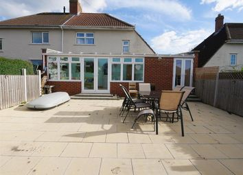 Thumbnail 3 bed semi-detached house for sale in Kingshill Road, Knowle Park, Bristol