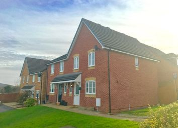 Thumbnail 3 bed semi-detached house for sale in Millbank, Neath