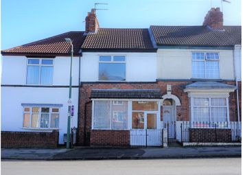 Thumbnail 2 bedroom terraced house for sale in George Street, Cottingham