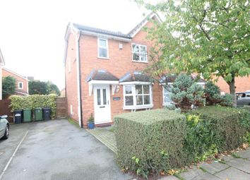 Thumbnail 3 bed semi-detached house for sale in Whitebeam Row, Weaverham, Northwich, Cheshire
