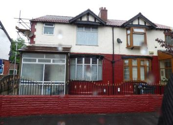 Thumbnail 3 bedroom semi-detached house for sale in Burnage Hall Road, Burnage, Manchester, Greater Manchester