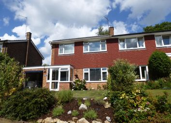 Thumbnail 3 bed semi-detached house to rent in Coniston Avenue, Tunbridge Wells