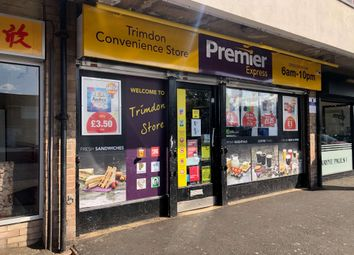 Thumbnail Retail premises for sale in Trimdon Road, Middlesbrough
