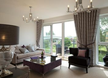 "Thumbnail 3 bed property for sale in ""The Knightsbridge"" at Firepool View, Taunton"