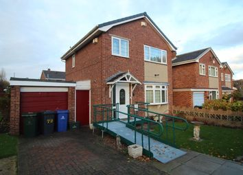 Thumbnail 3 bed detached house for sale in Alverley Lane, Balby, Doncaster