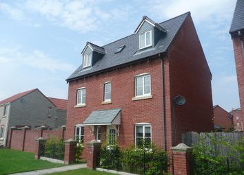Thumbnail 4 bed detached house to rent in Durham Drive, Buckshaw Village, Chorley